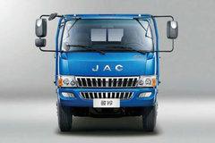 江淮 骏铃E7 150马力 6.8米排半厢式轻卡(HFC5110XXYP81K1E1) 卡车图片