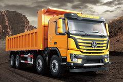 大运 N8V重卡 复合型 350马力 8X4 7.2米自卸车(CGC3310D5DDED) 卡车图片