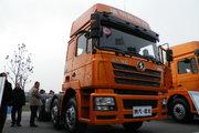 陕汽 德龙F3000重卡 400马力 6X2 牵引车(SX4257NU324)