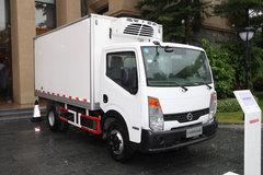 郑州日产 凯普斯达 140马力 3.1米单排厢式轻卡(短轴) 卡车图片