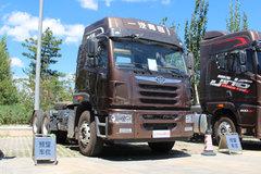 青岛解放 悍V重卡 南方版 375马力 6X4牵引车(CA4256P1K2T1E5A80) 卡车图片
