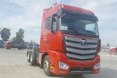 福田 欧曼EST 6系重卡 490马力 6X4牵引车(平地板)(BJ4259SNFKB-AA) 卡车图片