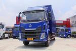 东风柳汽 新乘龙M3中卡 200马力 4X2 9.8米厢式载货车(LZ5185XXYM3AB)图片