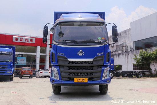 东风柳汽 新乘龙M3中卡 185马力 4X2 6.8米仓栅式载货车(LZ5181CCYM3AB)