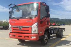 三环十通 T3创客 130马力 4X2 随车吊底盘(STQ5041JSQN5)