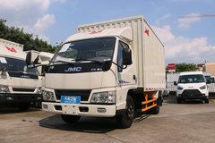 江铃 顺达窄体 普通款 116马力 4.21米单排厢式轻卡(JX5044XXYXGQ2)图片