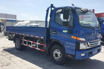 江淮 骏铃V6 156马力 4.235米单排栏板轻卡(HFC1043P91K2C2V)