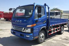 江淮 骏铃V6 156马力 4.235米单排栏板轻卡(HFC1043P91K2C2V) 卡车图片