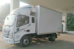 福田欧马可S3系 143马力 4X2 冷藏车(BJ5048XLC-FE)图片