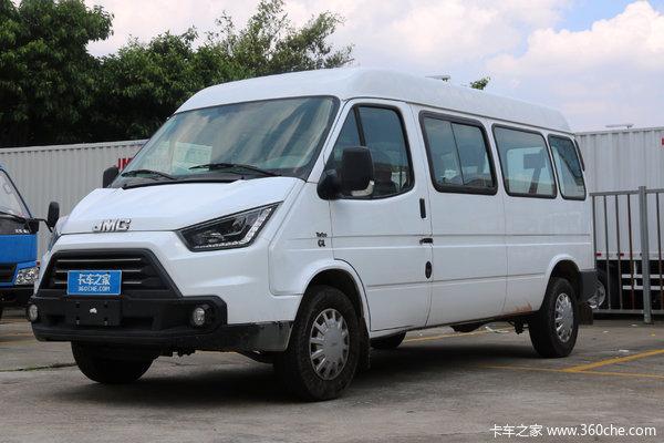 江铃汽车 特顺 116马力 2.8L轻客