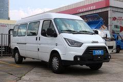 江铃汽车 特顺 2019款 116马力 6座 短轴 2.8T柴油 中顶商运型物流车(倒车雷达)(国六)