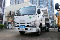 庆铃 五十铃100P 98马力 4X2 3.13米双排自卸车(QL3040ZA6HW)