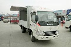 凯马 金运卡 87马力 单排厢式售货车(KMC5036XSHQ26D5) 卡车图片