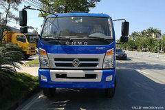 四川现代 新瑞康 90马力 3.9米自卸车(CNJ3030ZFP33M) 卡车图片