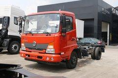 东风商用车 嘉运 130马力 4X2 4.1米单排栏板载货车底盘(DFH1080B1)