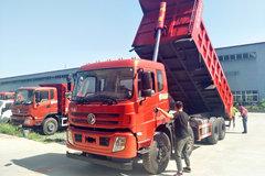 东风特商 270马力 8X4 6米自卸车(EQ3318GFV) 卡车图片