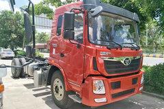 中国重汽 豪曼H5中卡 160马力 4X2 6.75米栏板载货车底盘(ZZ1188F10EB0) 卡车图片