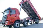 陕汽商用车 轩德X6 标载版 220马力 6X2 7.2米自卸车(SX3258GP5459)图片