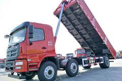 陕汽商用车 轩德X6 标载版 220马力 6X2 7.2米自卸车(SX3258GP5459)