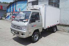 福田时代 驭菱VQ1 112马力 4X2 2.9米冷藏车(BJ5030XLC-D5)