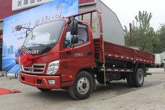 福田时代 M3 110马力 4X2 4.2米平板自卸车(BJ3043D9JBA-FA) 卡车图片