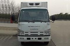 庆铃 五十铃 98马力 4X2 3.15米双排冷藏车(程力威牌)(CLW5043XLCQ5)