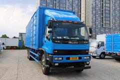 庆铃 FVZ重卡 300马力 6X4 9.35米厢式载货车(八挡)(QL5250XXYWTFZJ)