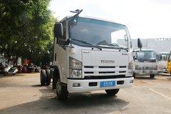 庆铃 五十铃KV600 130马力 4X2 冷藏车底盘(QL5043XLCA5HA)