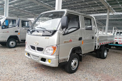 唐骏欧铃 小宝马 88马力 2.56米双排栏板微卡(ZB1033BSC5V) 卡车图片