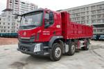 东风柳汽 新乘龙M3 220马力 6X2 5.6米自卸车(457铸钢桥)(LZ3250M3CB)图片