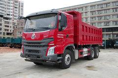 东风柳汽 乘龙H7 385马力 6X4 6米自卸车(LZ3254M5DB)