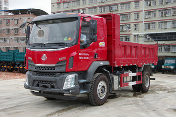 东风柳汽 新乘龙M3 200马力 4X2 5米自卸车(LZ3121M3AB)
