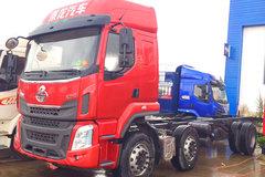 东风柳汽 乘龙H5 240马力 6X2 7.8米仓栅式载货车底盘(LZ5251CCYM3CB) 卡车图片