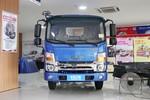 江淮 帅铃Q3 全能商贸版 120马力 3.9米排半栏板轻卡(HFC1041P73K2C3V)图片