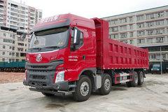 东风柳汽 乘龙H7 400马力 8X4 8.2米自卸车(LZ3314M5FB)