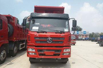 陕汽商用车 轩德X6 轻量化版 185马力 6X2 4.9米自卸车(SX3255GP5269)