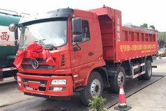 陕汽商用车 轩德X6 标载版 180马力 6X2 5.5米自卸车(SX3255GP5329) 卡车图片