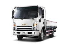 江淮 帅铃K340 全能商贸版 120马力 4.2米单排栏板轻卡(HFC1041P73K2C3V) 卡车图片