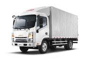 江淮 帅铃K340 全能商贸版 120马力 4.13米单排厢式轻卡(HFC5041XXYP73K2C3V-1)