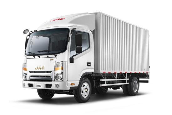 江淮 帅铃K340 全能商贸版 120马力 4.15米单排厢式轻卡(HFC5041XXYP93K4C3V-1)