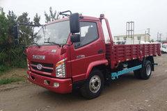 唐骏欧铃 骏骐 旗舰版 117马力 4.15米单排栏板轻卡(ZB1040TDD6V) 卡车图片