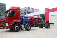 乘龙H5载货车外观                                                图片
