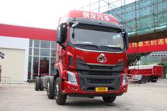 东风柳汽 乘龙H5 240马力 6X2 9.6米厢式载货车(LZ5250XXYM5CB) 卡车图片