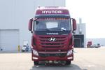 现代商用车(原四川现代) 创虎XCIENT重卡 520马力 6X4牵引车(CHM4251KPQ49V)