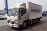 江淮 帅铃K340 全能商贸版 120马力 4.13米单排厢式轻卡(复合板)(HFC5041XXYP73K2C3V)图片