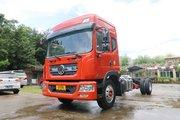 东风 多利卡D9中卡 180马力 4X2 6.8米厢式载货车底盘(EQ5142XXYL9BDGAC)