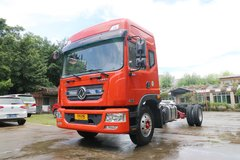 东风 多利卡D9中卡 180马力 4X2 6.8米厢式载货车底盘(EQ5142XXYL9BDGAC) 卡车图片