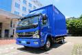 东风 凯普特K6 115马力 4.17米单排厢式轻卡(EQ5041XXY3BDFAC)