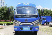 东风 多利卡D6-S 2018款 140马力 3.25米双排仓栅式轻卡(国六)(EQ5041CCYD3CDFAC)