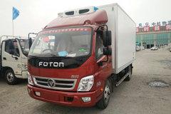 福田 奥铃TX 110马力 4X2 4.085米冷藏车(BJ5049XLC-A7)